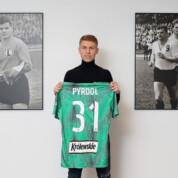 Oficjalnie: Piotr Pyrdoł w Legii Warszawa