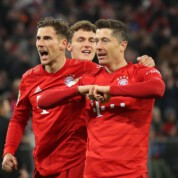 Złoty But: Robert Lewandowski zmniejszył dystans do Ciro Immobile