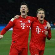 Bundesliga: Zwycięstwo Bayernu w stolicy, gol Roberta Lewandowskiego