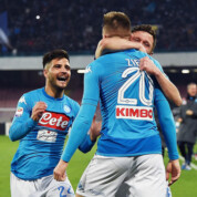 Serie A: Starcie północy z południem dla Napoli. Piotr Zieliński z golem!