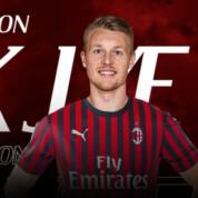 Oficjalnie: Simon Kjær w Milanie!