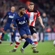 FA Cup: Boufal w ostatnich minutach daje remis w meczu Southampton - Tottenham