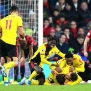 Premier League: Watford rozprawiło się z Bournemouth