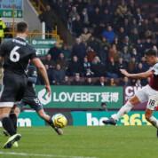 Premier League: Niespodzianka na Turf Moor. Burnley lepsze od Leicester