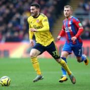 Premier League: Crystal Palace remisuje z Arsenalem