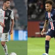Wymiana na linii PSG-Juventus?