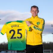 Oficjalnie: Ondrej Duda wypożyczony do Norwich City