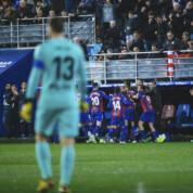 Porażki Atletico i Levante - podsumowanie dnia w La Liga