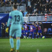 Porażki Atletico i Levante – podsumowanie dnia w La Liga