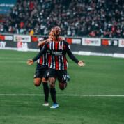 Bundesliga: Eintracht wygrywa z liderem!