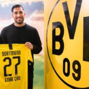 Oficjalnie: Borussia wykupi Emre Cana wraz z końcem sezonu