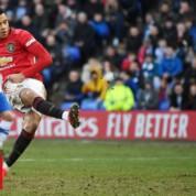 FA Cup: Manchester United rozjeżdża Tranmere w meczu na błocie