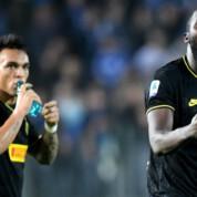 Serie A: Duet Lukaku-Lautaro upokorzył Napoli