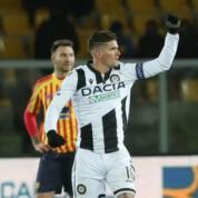Serie A: Udinese rzutem na taśmę wygrywa z Lecce