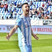 Andraž Šporar – piłkarz jakiego liga słowacka dawno nie widziała