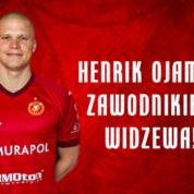 Oficjalnie: Henrik Ojamaa w Widzewie Łódź