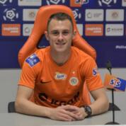Oficjalnie: Dejan Dražić wypożyczony do Zagłębia Lubin