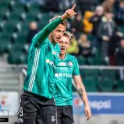 PKO Ekstraklasa: Legia Warszawa - Jagiellonia Białystok [GALERIA]