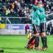 PKO Ekstraklasa: Legia wysoko wygrywa z Jagiellonią