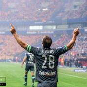 Oficjalnie: Flavio Paixao na dłużej w Lechii