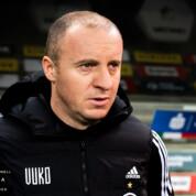 Vuković: Nie uważam, że Jagiellonia była najłatwiejszym rywalem
