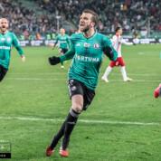 PKO Ekstraklasa: Legia Warszawa - ŁKS Łódź [GALERIA]