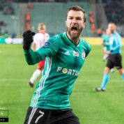 PKO Ekstraklasa: Legia pokonuje outsidera