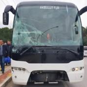 Wypadek piłkarzy Stali Mielec