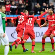 Bundesliga: Trzecie zwycięstwo z rzędu Bayeru Leverkusen