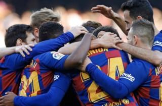 15.02.2020 FC Barcelona – Getafe CF 2:1 (Skrót video)