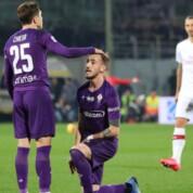 Serie A: Fiorentina remisuje mimo osłabienia