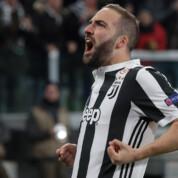 Gonzalo Higuain wróci do kadry Juventusu przed Ligą Mistrzów