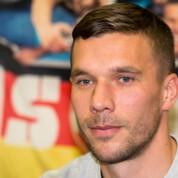 Lukas Podolski:  Jak zdrowie dopisze, to zagram w Górniku