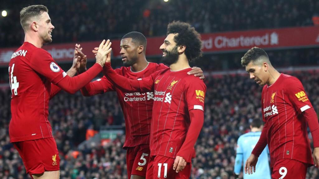Mohamed Salah/FC Liverpool