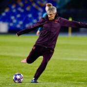 Quique Setien: AS Roma i FC Liverpool pozostały w głowach piłkarzy