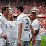 Bundesliga: Robert Lewandowski z golem i pewne zwycięstwo Bayernu