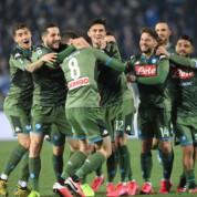 21.02.2020 Brescia Calcio - SSC Napoli (Skrót wideo)