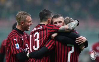 Serie A: Fatalna seria Torino trwa dalej. AC Milan okazał się lepszy o jedną bramkę