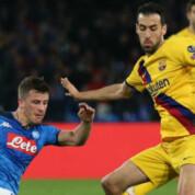 Liga Mistrzów: Remis na San Paolo! Sytuacja w rewanżu sprawą otwartą