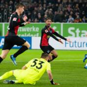 Bundesliga: Rollercoaster w Düsseldorfie. Fortuna zremisowała z Herthą, a wygrywała trzema bramki