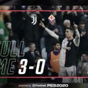 Serie A: Ronaldo kontynuuje swoją serię bramek!