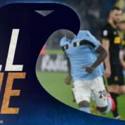 16.02.2020 Lazio Rzym - Inter Mediolan 2:1 (Skrót wideo)