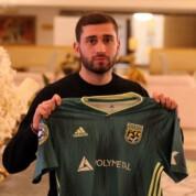 Oficjalnie: Luka Zarandia w FC Tobol