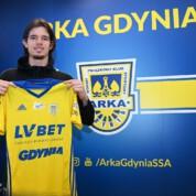Oficjalnie: Oskar Zawada wypożyczony do Arki Gdynia
