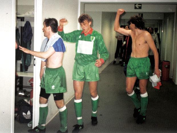 Legia Warszawa 1991