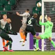Liga Europy: Szachtar jedną nogą w ćwierćfinale, ale rewanż zagrożony