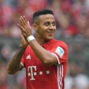 Kicker: Thiago przedłuży umowę z Bayernem