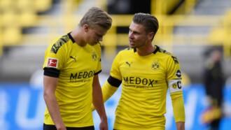 Bundesliga: Borussia ogrywa Werder, przełamanie Haalanda