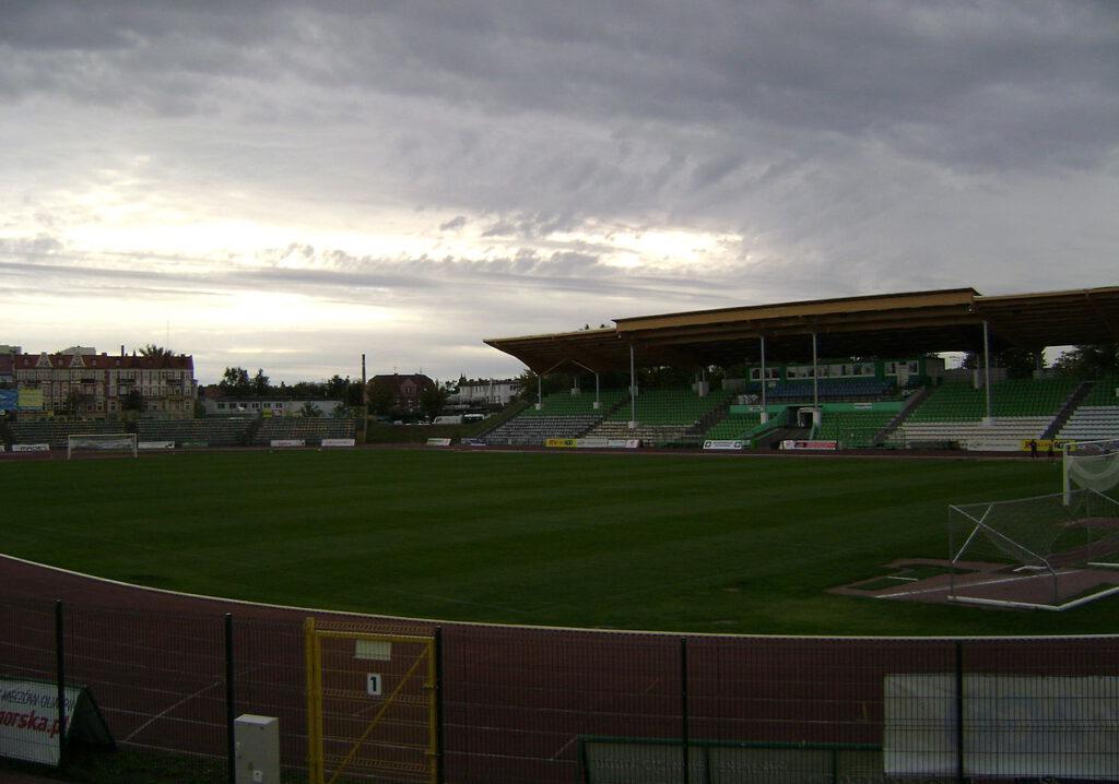 Stadion Miejski w Grudziądzu