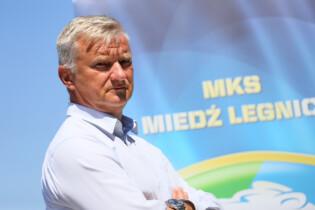 Oficjalnie: Jarosław Skrobacz odchodzi z Miedzi Legnica